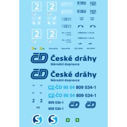 809.534 ČD Najbrt 2