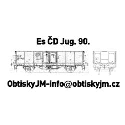 H0-Es ČD 90. (výroba...