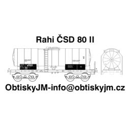 H0-Zaes/Rahi ČSD IV. epocha...