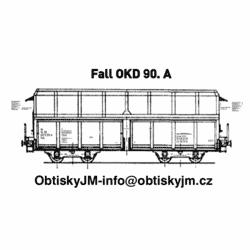 H0-Fall OKD 90.léta