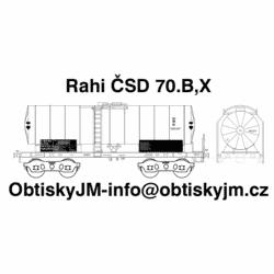 H0-Zaes/Rahi ČSD 2.polovina...