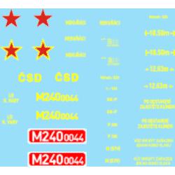 M240.0044 ČSD