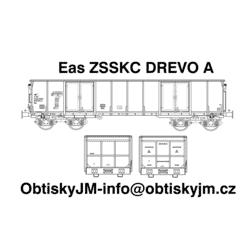 Eas ZSSKC A, podvozek Y NA...