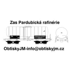 H0-Ra ČSD Pardubická rafinérie