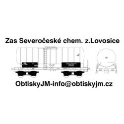 H0-Ra ČSD Severočeské chem....