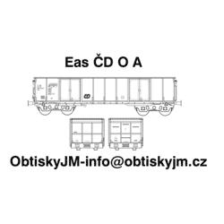 """H0-Eas ČD A, podvozek """"s..."""
