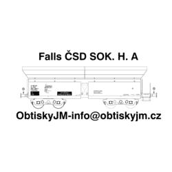 H0-Falls ČSD SOK. H. A