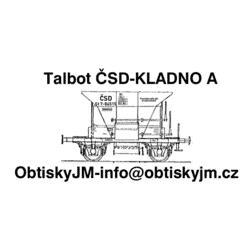 H0-Talbot ČSD Kladno A