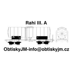 H0-Rahi ČSD III. epocha A