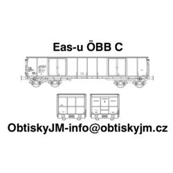 H0-Eas-u ÖBB C, podvozek Y