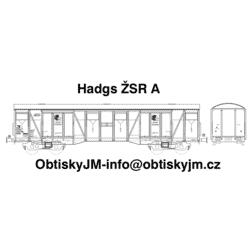 H0-Hadgs ŽSR A
