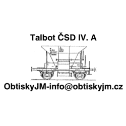 H0-Talbot ČSD IV. epocha A