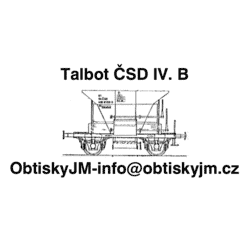 H0-Talbot ČSD IV. epocha B