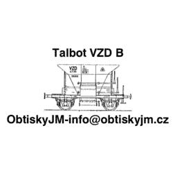 H0-Talbot VZD B