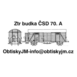 H0-Ztr s budkou ČSD IV....