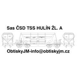 Faccs/Sas ČSD TSS Hulín...
