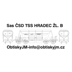 Faccs/Sas ČSD TSS Hradec...