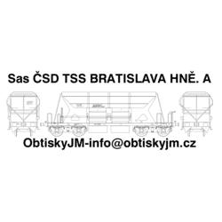 Faccs/Sas ČSD TSS...