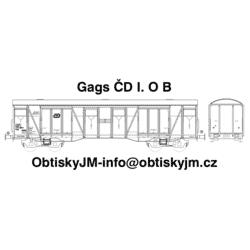 H0-Gags ČD I. serie B