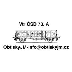 H0-Vtr/E ČSD IV. epocha...