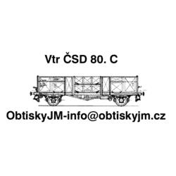 H0-Vtr/E ČSD IV. epocha 80....