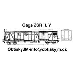 H0-Gags ŽSR II. serie A