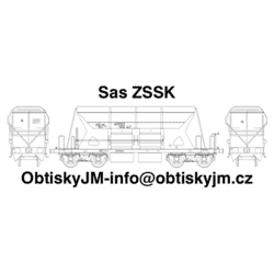H0-Faccs ŽSR/ZSSK B